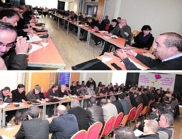 La réunion du Groupe socialiste  reportée au 11 mars