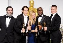 """Les Oscars s'emparent du fléau de l'esclavage  en sacrant """"12 Years  a Slave"""""""