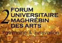 Forum universitaire maghrébin des arts à Rabat