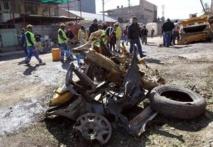 14 morts dans des attentats à Bagdad