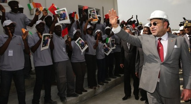 Editorial : La percée Royale en Afrique