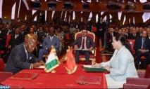 Opérateurs économiques marocains  et guinéens en conclave à Conakry
