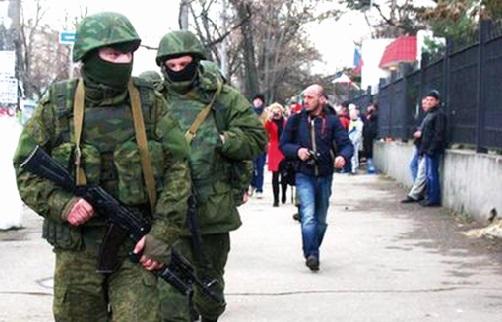 La Crimée demande son rattachement à Moscou