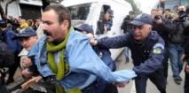 Une quarantaine d'interpellations lors d'une manifestation anti-Bouteflika