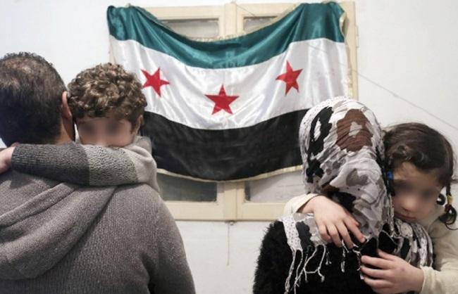 Les dossiers des Syriens retirés des mains du HCR