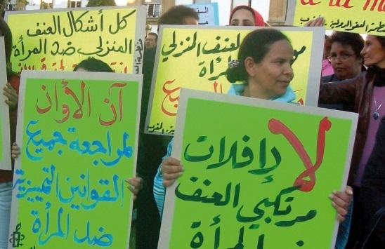 La leçon d'égalité et de non discrimination de Driss El Yazami à Bassima Haqqaoui