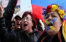 L'Ukraine ne cèdera pas à la Russie