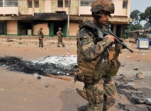 Des pillards tués dans des règlements de comptes à Bangui