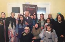 Si Abderrahman El Youssoufi a commémoré le 8 mars en compagnie de la famille Hadj Ali El Manouzi