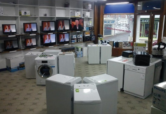 Le marché des biens d'équipement de maison en berne