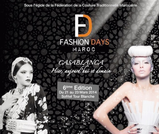 Casablanca accueille le 6ème Fashion Days Maroc