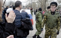 Le Parlement de Crimée déclare  l'indépendance de l'Ukraine