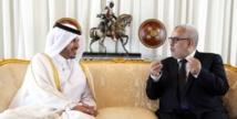 Réunion à Rabat de la Haute commission maroco-qatarie