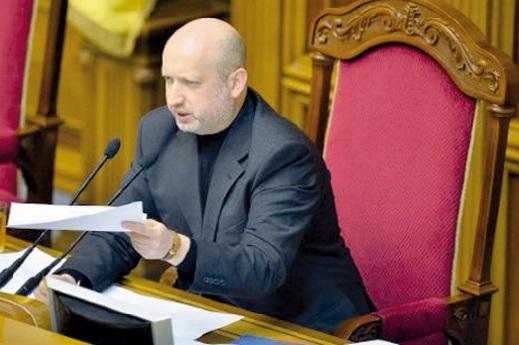 Kiev n'interviendra pas militairement en Crimée