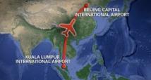 La zone de recherches du vol de la Malaysia Airlines s'élargit
