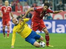Le Bayern et  l'Atletico en quarts Ligue des champions