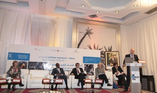 A Rabat, les participants à un séminaire plaident pour un contrat d'intégration des migrants
