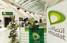 L'émirati Etisalat enregistre un bénéfice en hausse en 2013