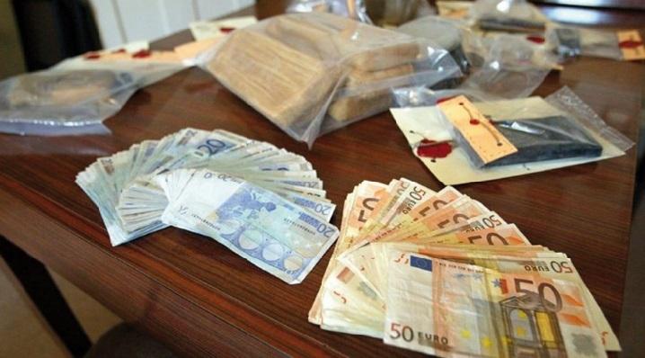 L'argent du cannabis  marocain blanchi en France