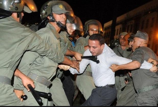 Le gouvernement Benkirane attise les brutalités policières