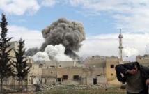 L'armée syrienne se prépare à de nouveaux assauts