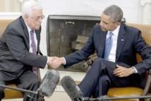 Barack Obama reçoit Mahmoud Abbas et l'exhorte à prendre des risques pour la paix