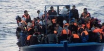 La marine italienne sauve 600 migrants fuyant la Syrie, la Palestine et l'Erythrée
