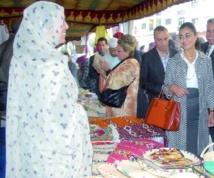 Les femmes artisans fêtent le 8 mars