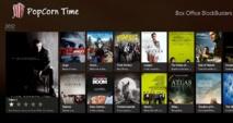 «Popcorn Time», une menace pour l'industrie mondiale du cinéma