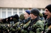 Offensive des milices pro-russes