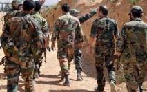 L'armée syrienne pilonne  des localités du nord du Liban