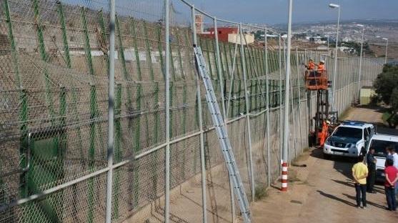 L'Espagne renforce sa présence policière à Mellilia