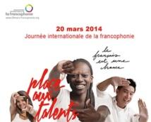 Célébration de la Journée de la Francophonie