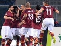 L'AS Rome garde le rythme
