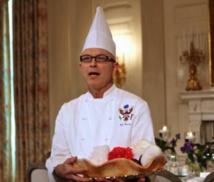 Insolite : Le chef pâtissier de la Maison Blanche