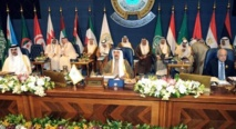 Le sommet arabe pour une solution politique en Syrie