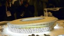 Un stade à un milliard d'euros pour la Roma