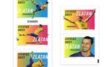 Des timbres à l'effigie d'Ibrahimovic