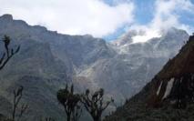 """En Ouganda, les """"Alpes africaines"""" toujours plus exposées à la fonte des neiges"""