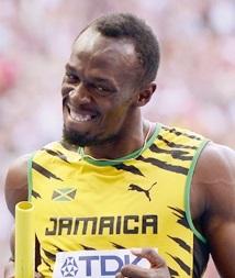 Blessé au pied, Bolt pas de retour avant la mi-juin