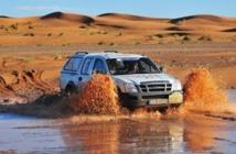 Clôture de la 24ème édition  du Rallye Aïcha des Gazelles