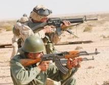 Exercices militaires maroco-américains