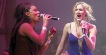Un concert exceptionnel a réuni, samedi dernier, Oum et Joss Stone sur la même scène..