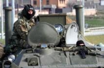 La Russie retire progressivement ses troupes de la frontière de l'Ukraine