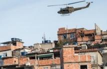 Fief du narcotrafic, la police de Rio s'empare des favelas de Maré