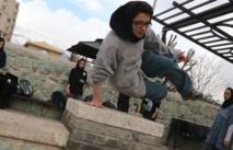 """L'Iran, un """"parkour"""" du combattant pour les femmes"""