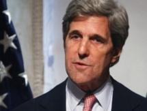 Visite de John Kerry au Maroc