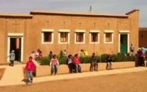 Inauguration de la nouvelle école bioclimatique à Oulad Merzoug