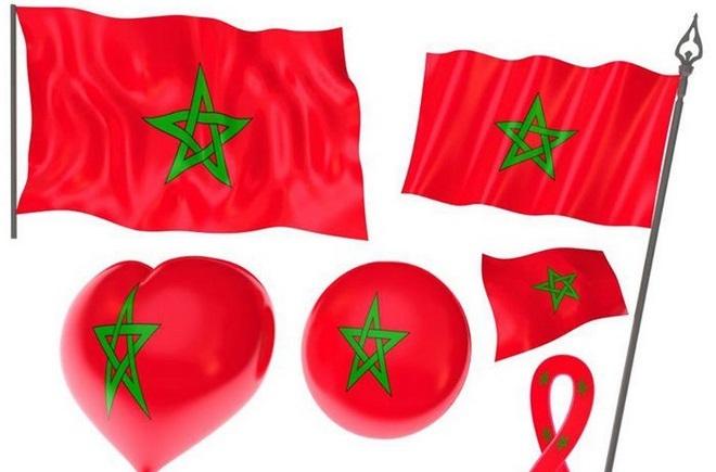 Des drapeaux marocains hissés dans les camps de Tindouf