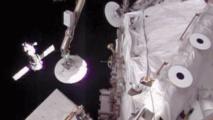 Dans l'espace, le cœur des astronautes s'arrondit